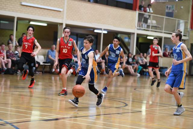 Canons Basketball Gallery