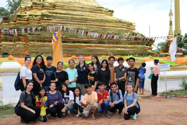 Cambodia Immersion 2017