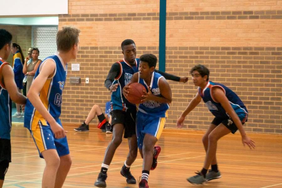 2016 Basketball Gallery