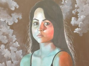 Mona Lisa inspires SNC's Sanjita