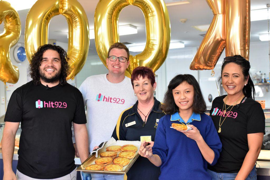 Golden moment: SNC's 200,000th cheesie
