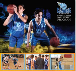 Specialised Basketball Program