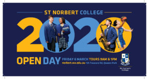 St Norbert College Open Day: 6 March
