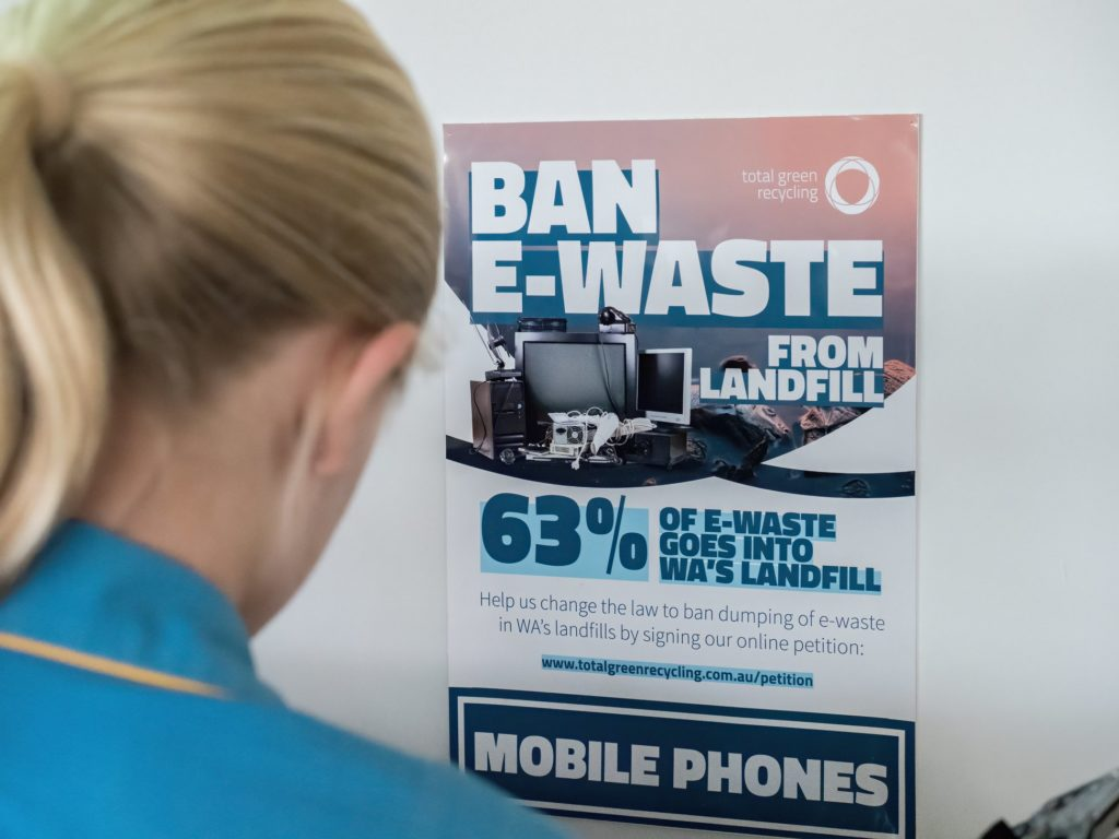 Climate Canons' target e-waste