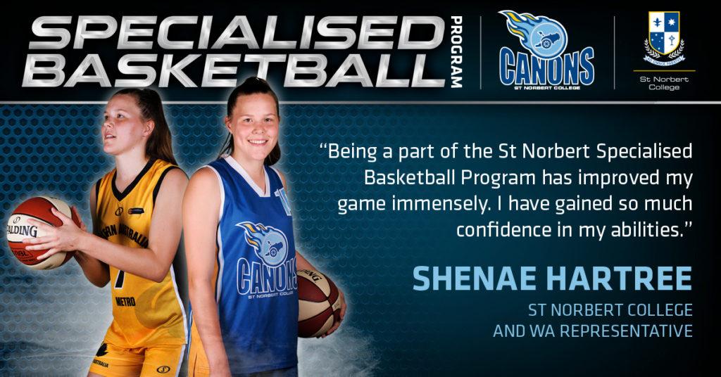 Specialised Basketball Program