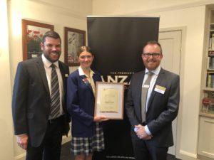 Premier's ANZAC Student Tour