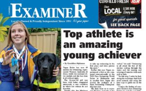 Top athlete is amazing young achiever